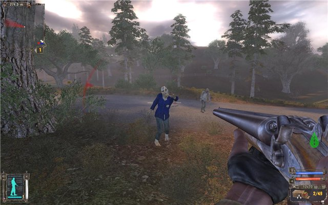 S. T. A. L. K. E. R. : shadow of chernobyl: чит-мод/cheat-mode.